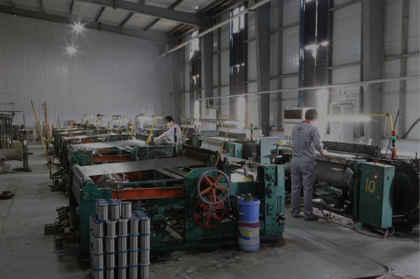woven wire mesh manufacturer