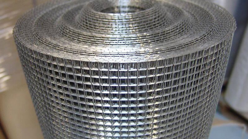 Stainless Steel Welded Wire Mesh Hardware Cloth