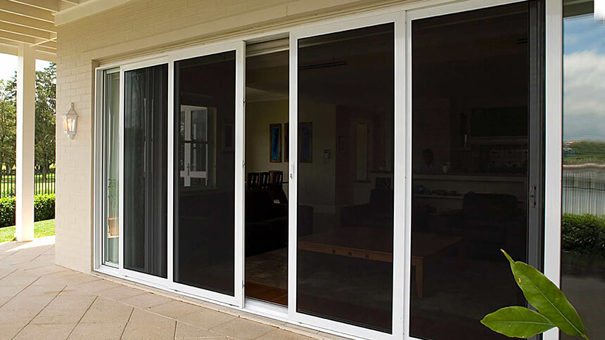 Stainless Steel Security Window Screens