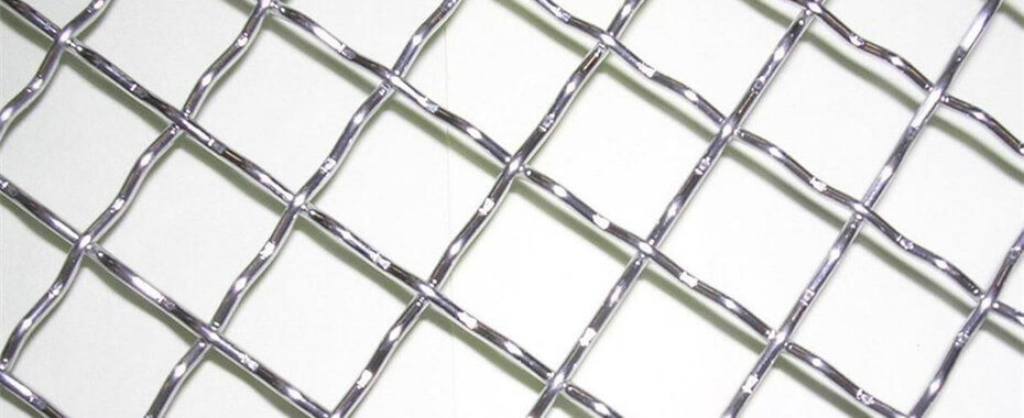Application of Stainless Steel Crimped Wire Mesh - Woven Wire Mesh ...