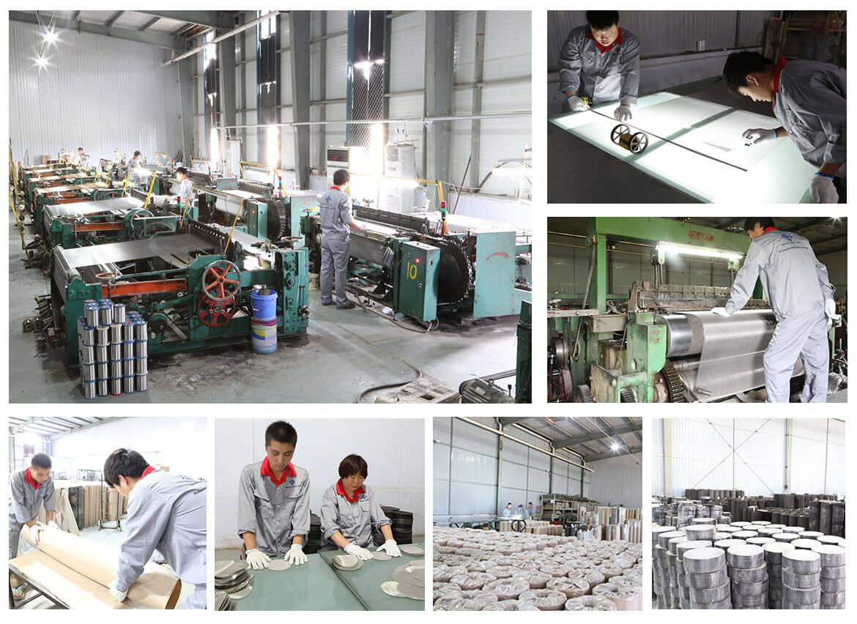 Hightop Metal Mesh Factory