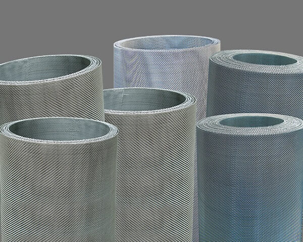 Stainless Steel Woven Wire Mesh Plain and Twill Weave